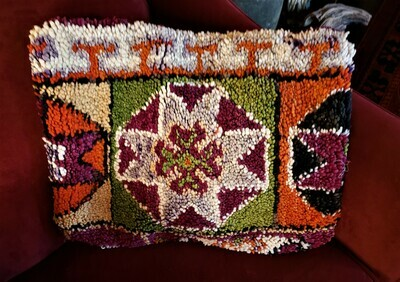 Two For One Sale! Boujaad Berber Tribal Pillow Covers