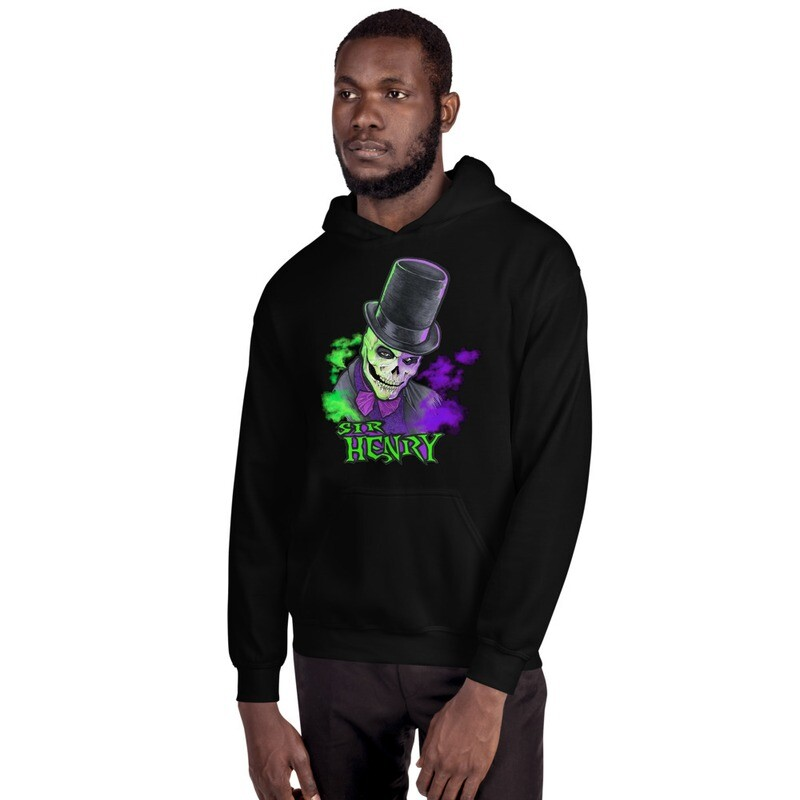 Limited Edition Sir Henry Unisex Hoodie