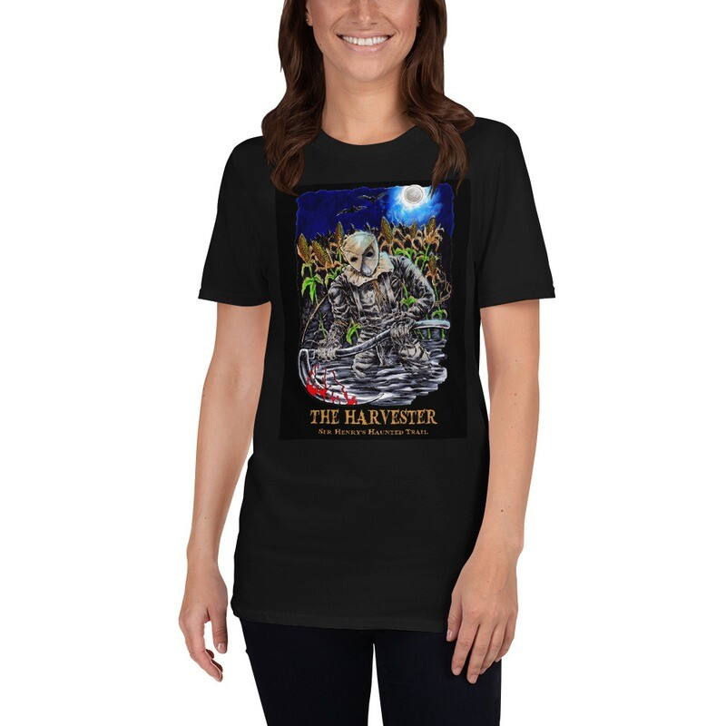 The Harvester 2019 t-shirt
