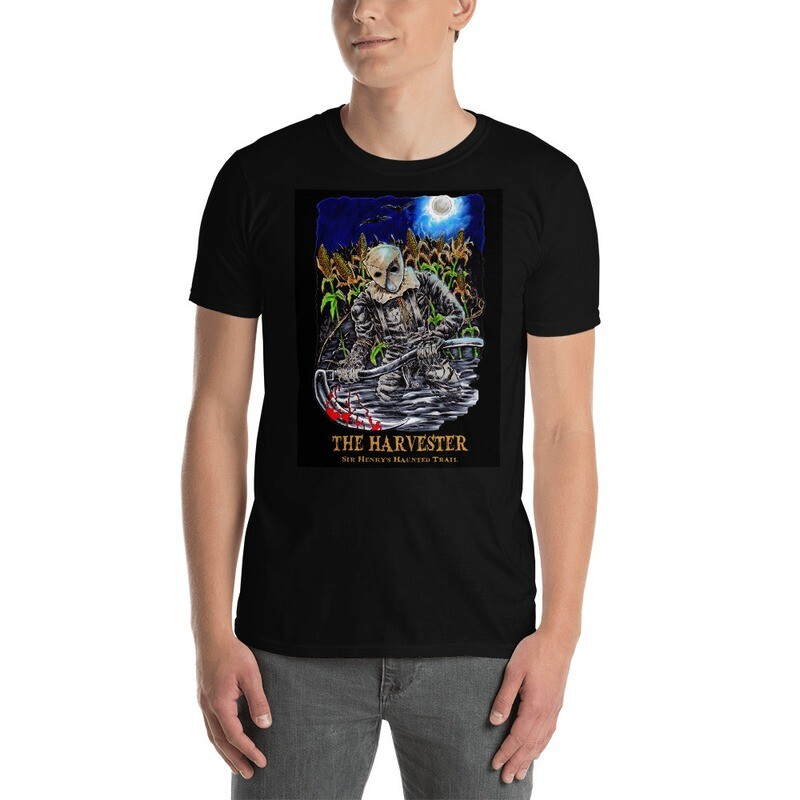 The Harvester - 2019 Trail T-shirt