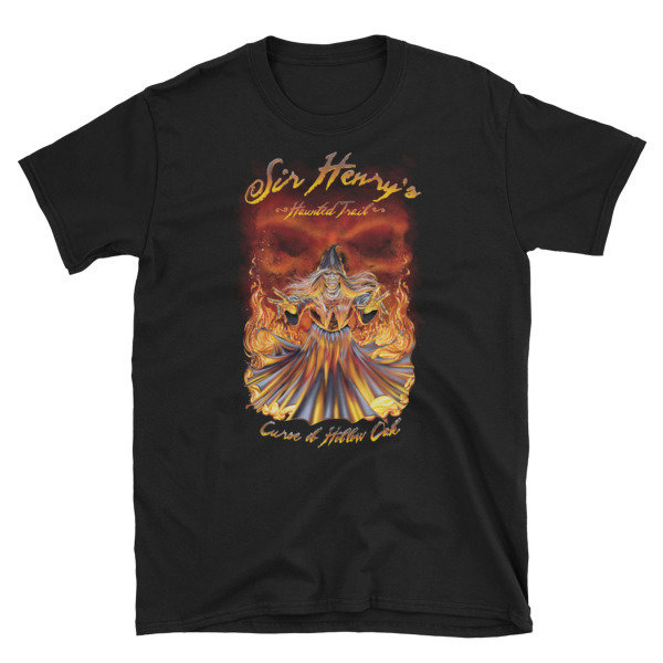 2017 Curse of Hollow Oak Trail Short-Sleeve Unisex T-Shirt