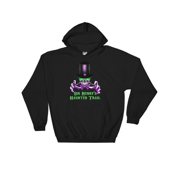 Sir Henry's Logo Hooded Sweatshirt