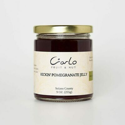 Ciarlo Jam Kickin' Pomegranate Jelly