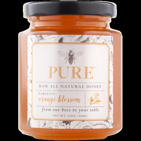 Orange Blossom 2 oz. (Pure Honey)