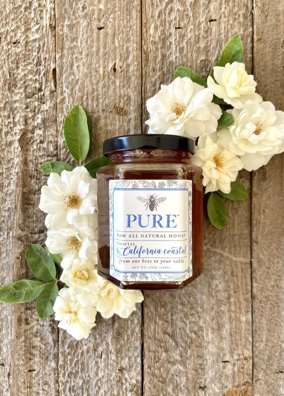 Pure Honey California Coastal