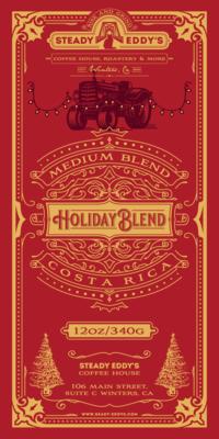 PRE ORDER Holiday Blend (SPECIAL BLEND)