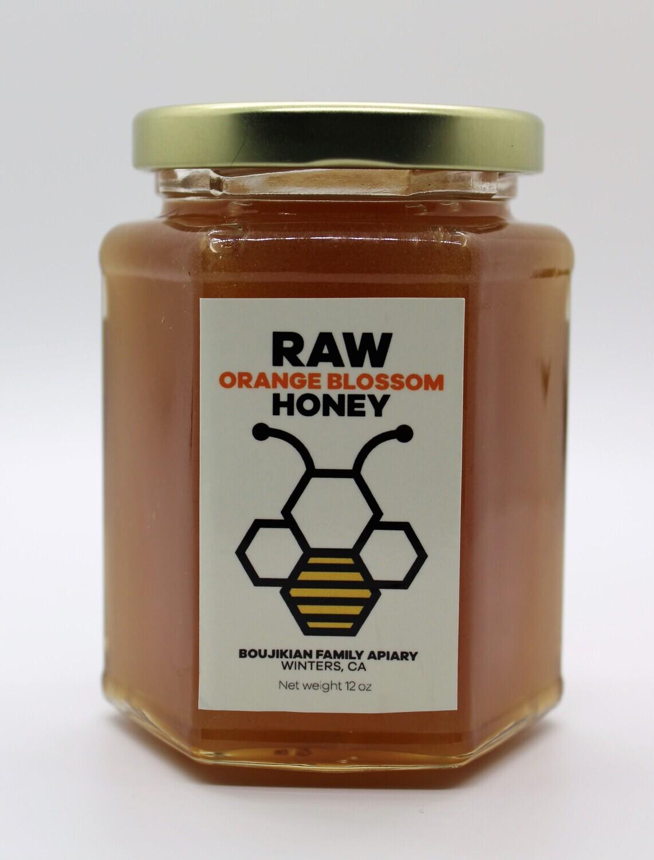 Boujikian Family Apiary Orange Blossom Honey