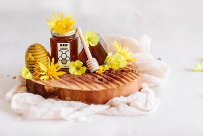 Boujikian Family Apiary Raw Wildflower Honey