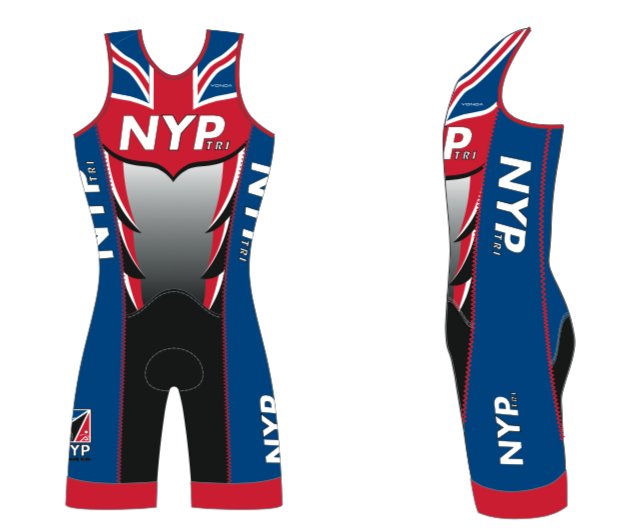 WOMENS - NYP TRISUIT CORE