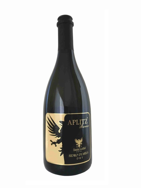 Aplitz™ Barrocco Italian Cider, mL 750x6 Bottles (fl oz 25,36x6 Bottles)