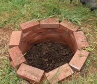 Barrel Compost - with additions