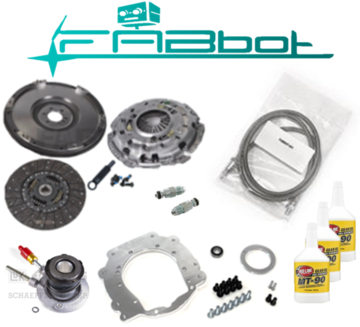 FABbot Stage 2 AR5 to LS Bundle Package