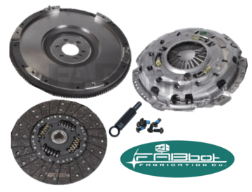 FABbot LS Stage 2 Clutch Kit