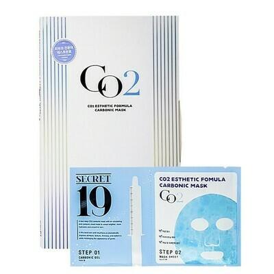 Маска Карбокситерапия Esthetic House CO2 Esthetic Formula Carbonic Mask