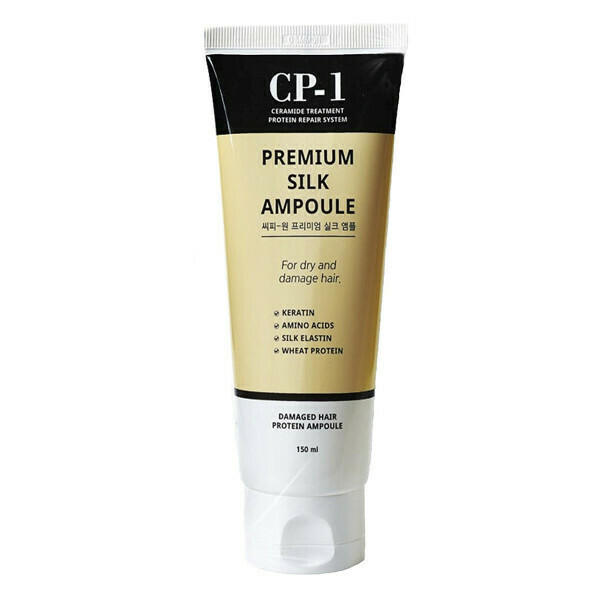 Восстанавливающая сыворотка для волос Esthetic House CP-1 Premium Silk Ampoule