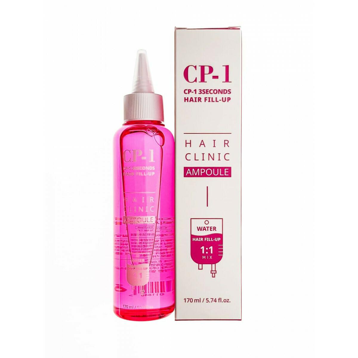 Esthetic House Маска-филлер для волос Seconds Hair Ringer CP-1