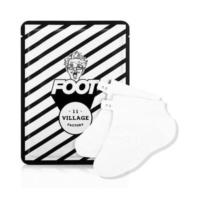 Village11 Увлажняющая маска для ног в форме носочков Relax-Day Foot Mask