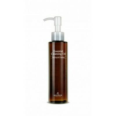 Гидрофильное очищающее масло The Skin House Essential Cleansing Oil 130 мл