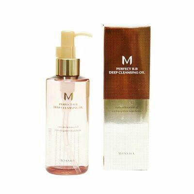 Гидрофильное масло для снятия ВВ крема и любого макияжа Missha M Perfect B.B Deep Cleansing Oil 200 мл