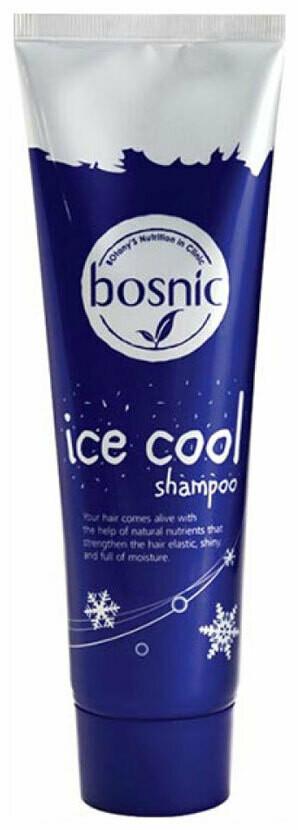 Шампунь для волос Bosnic Ice Cool Shampoo 160 мл