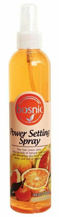 Спрей - тритмент для волос Bosnic Power Setting Spray 250 мл