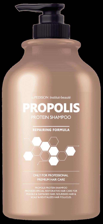 Шампунь для волос Evas Pedison Institut-Beaute Propolis Protein Shampoo 500 мл