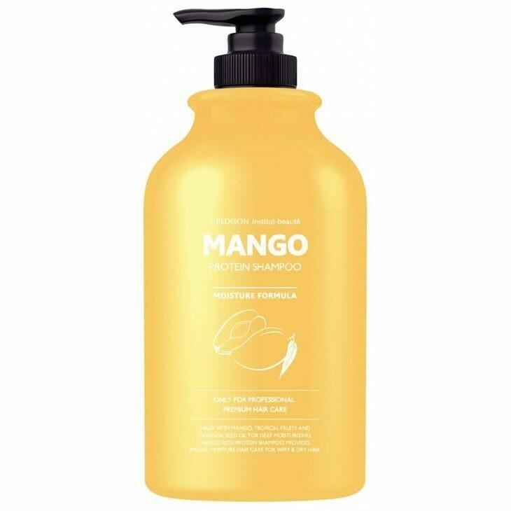 Шампунь для волос Evas Pedison Institut-Beaute Mango Rich Protein Hair Shampoo 500 мл