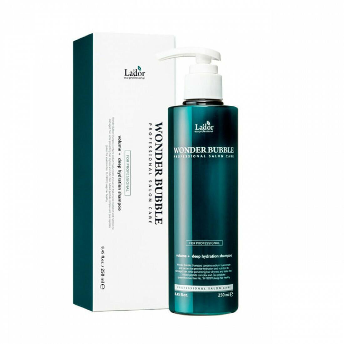 Шампунь для волос La'dor Wonder Bubble Shampoo 250 мл