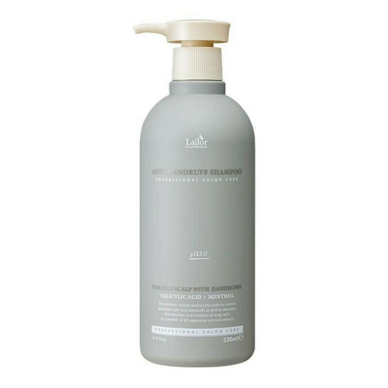 Шампунь для волос La'dor Anti Dandruff Shampoo 530 мл