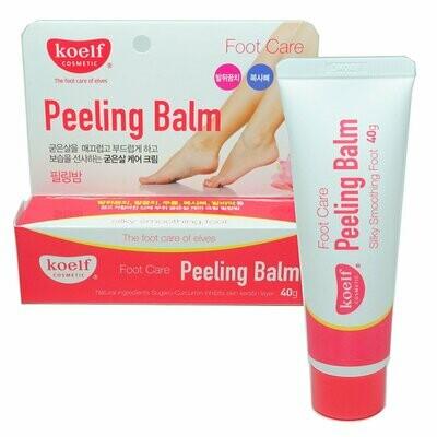 Крем-пилинг для ног Koelf Foot Care Peeling Balm 40 мл