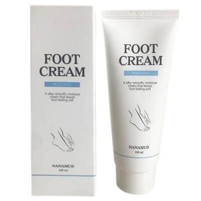 Крем для ног Nanamus Foot Cream 100 мл