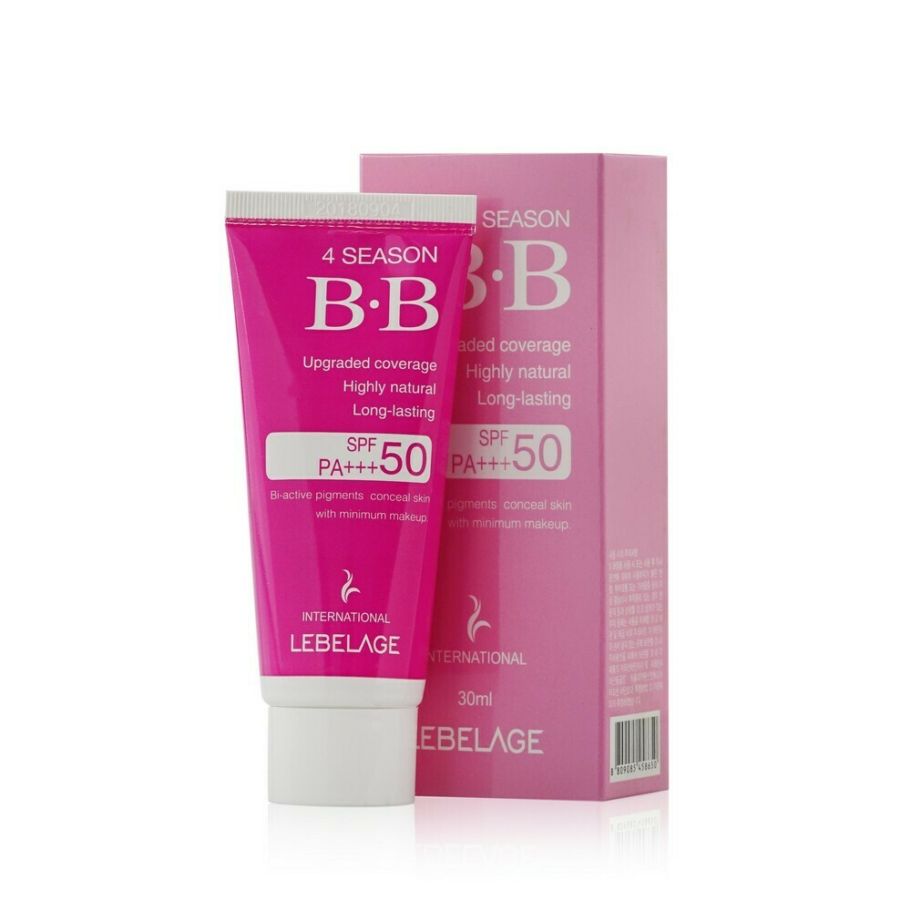 ВВ крем Lebelage 4 Season BB Cream 30 мл
