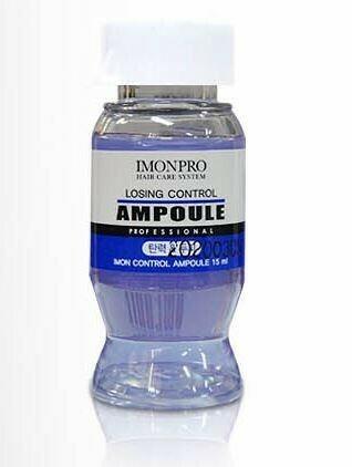 Ампулы от выпадения волос Imonpro Losing Control Ampoule Professional