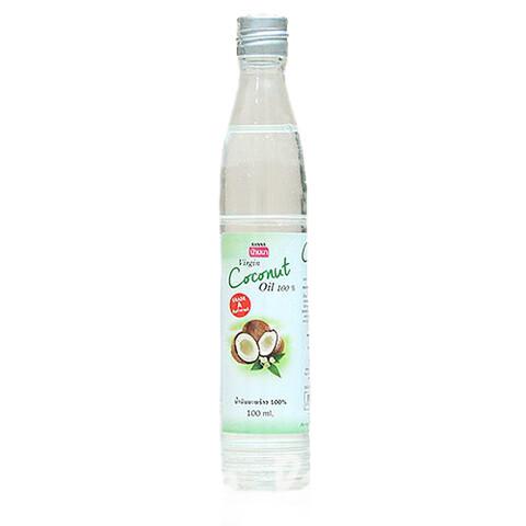 Кокосовое масло Banna холодного отжима 100 мл