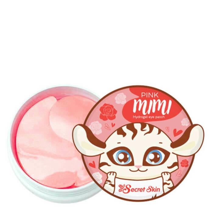 Патчи для век Secret Skin Pink Mimi Hydrogel Eye Patch