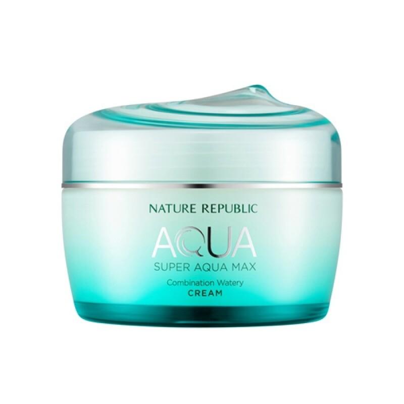 Крем для лица Nature Republic Super Aqua Max Combination Watery Cream 80 мл
