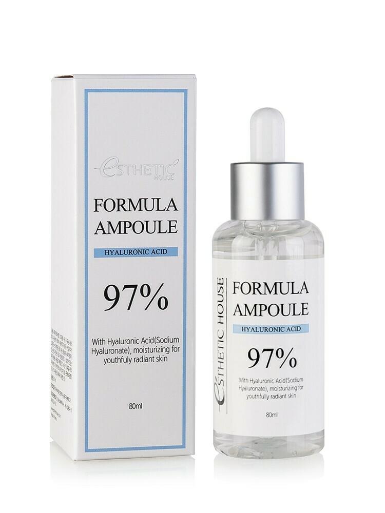 Сыворотка для лица Esthetic House Formula Ampoule Hyaluronic Acid 80 мл