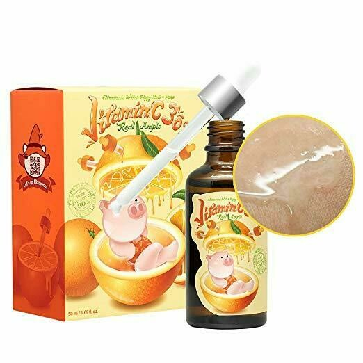 Сыворотка для лица Elizavecca Witch Piggy Hell-Pore Vitamin C 30% Real Ample 50 мл