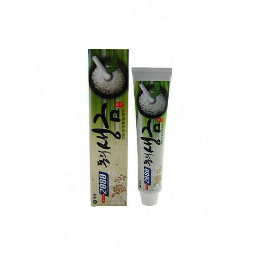 Зубная паста KeraSys AEKYUNG Dental Clinic Toothpaste HERB & BIOSALT со вкусом мяты и лечебных трав