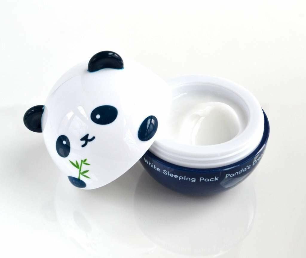 Маска ночная осветляющая Tony Moly Panda's Dream White Sleeping Pack 50 мл