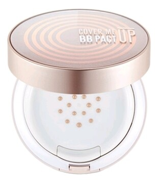 Deoproce BB представляет тональное средство Muse Vera Cover Me Up BB Pact Powdery SPF34 PA++ 15 гр
