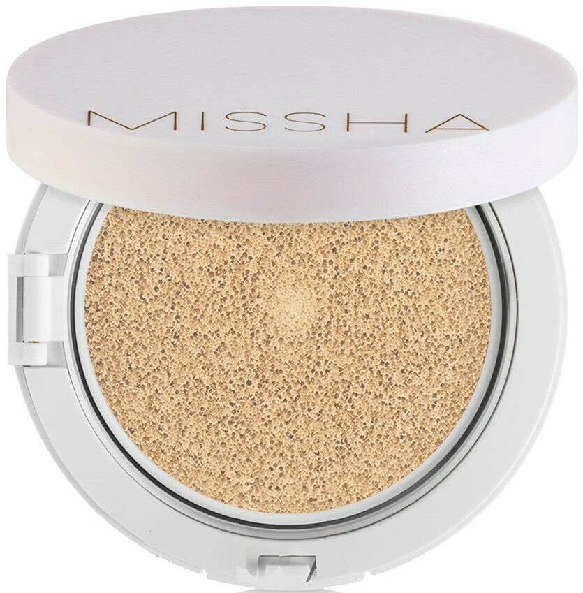 Тональный крем-кушон Missha M Magic Cushion Moist Up SPF50+/PA+++ 15 гр
