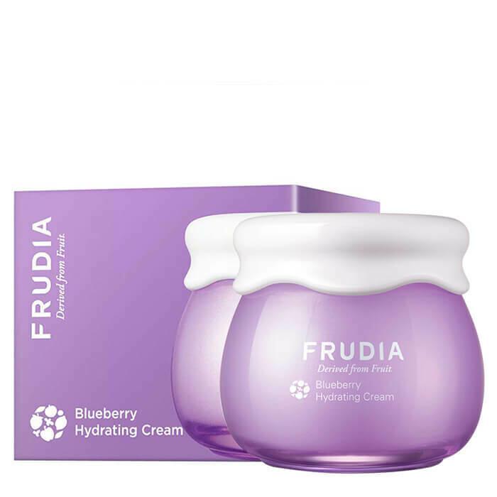Увлажняющий крем с черникой Frudia Blueberry Hydrating Cream 55 мл