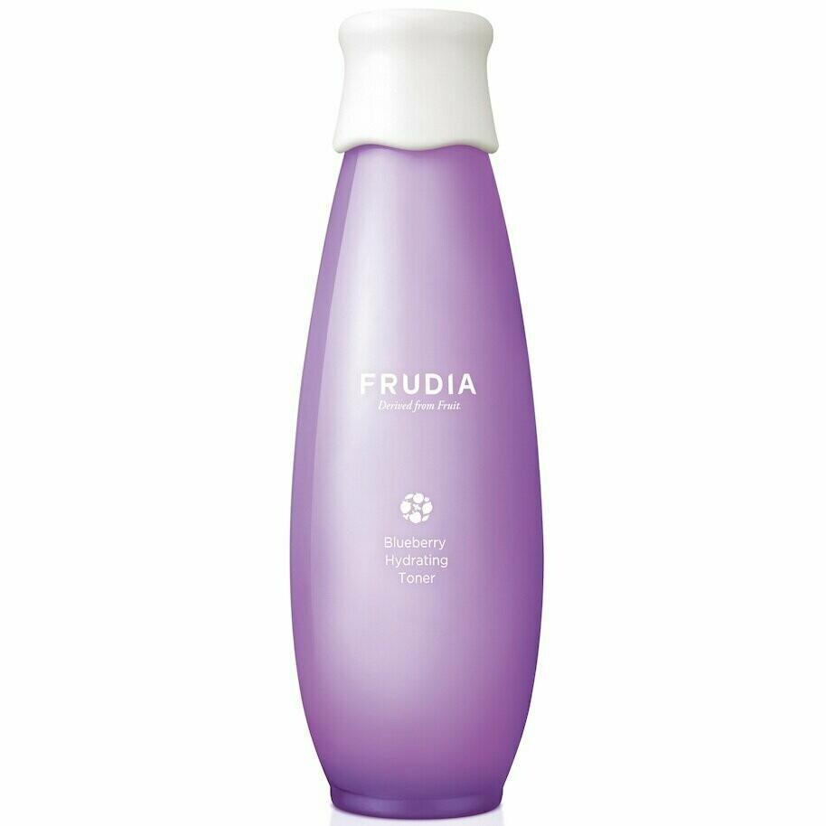 Увлажняющий тонер с черникой Frudia Blueberry Hydrating Toner 195 мл