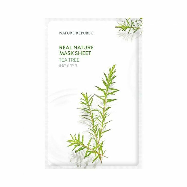 Маска с экстрактом чайного дерева (Tea Tree) 23 мл