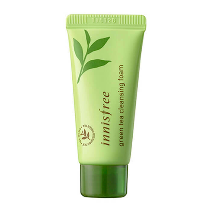 Очищающая пенка Innisfree Green Tea Cleansing Foam 150 мл