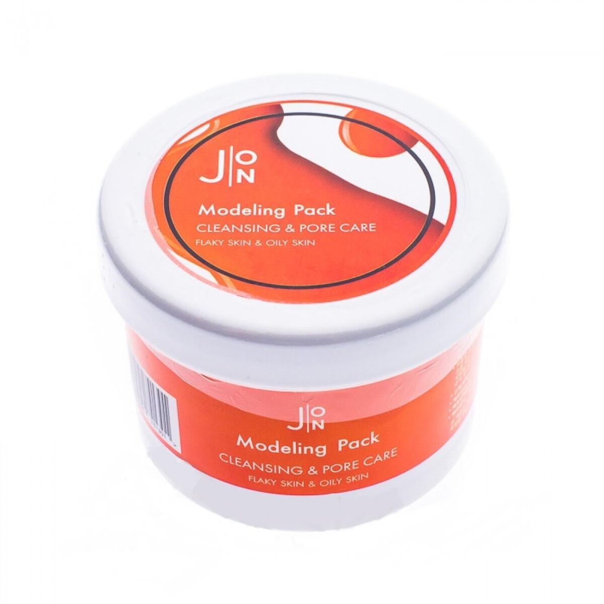 Альгинатная маска J:ON Cleansing & Pore Care Modeling Pack 18 мл