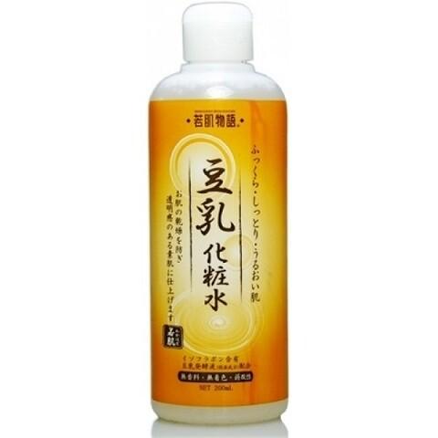 Успокаивающий лосьон для лица с соевым молоком Lucky Trendy Wakahada Monogatari Lotion 200 мл