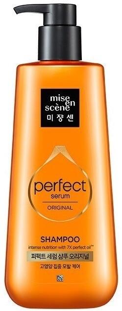Шампунь для волос Mise-en-scène Perfect Serum Shampoo 680 мл