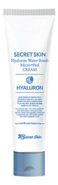 Крем для лица Hyaluron Water Bomb Micro Peel Cream Secret Skin 70 мл